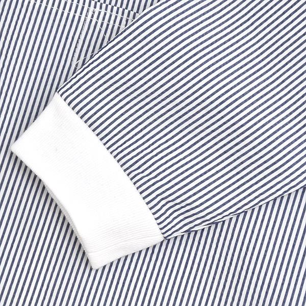 【15%OFF】meEals ミールズ シアサッカーツールポケットプルオーバー ME0206 レディース【返品・交換不可】