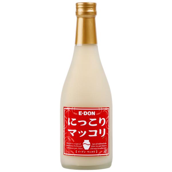 二東(イードン)マッコリ(ビン)360ml