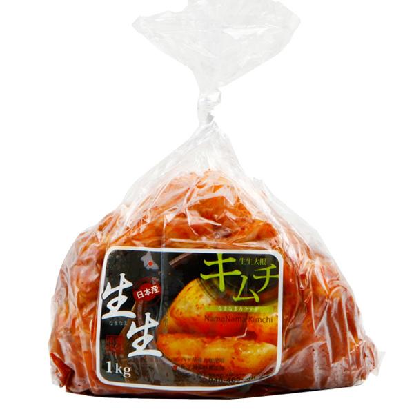 [冷]日本産生生カクテキ1kg