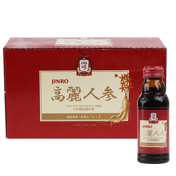 高麗人参ドリンク100ml(10本)