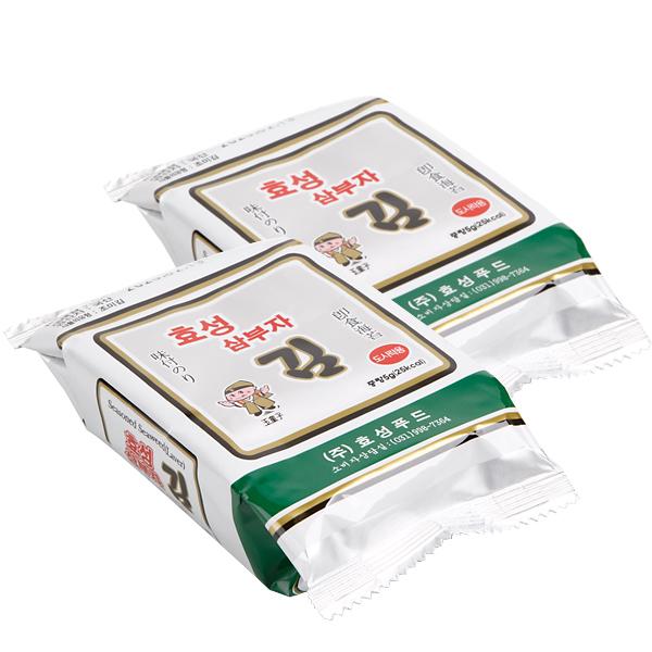 [値上げ]サンブジャのり(弁当用)-9切Х10枚Х3パック