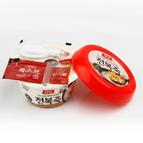 [ドンウォン] ヤンバンアワビ粥