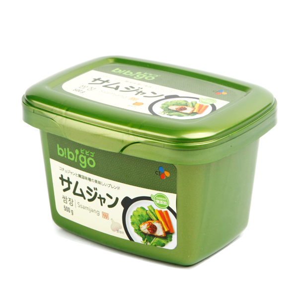 [bibigo]ビビゴサムジャン(焼肉用味噌)500g