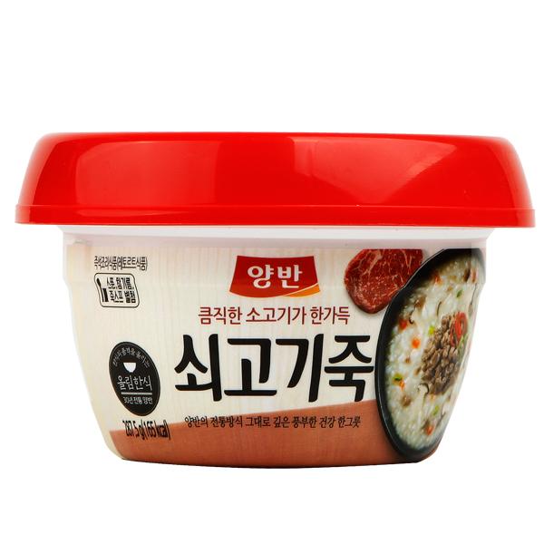 [ドンウォン] ヤンバン牛肉粥285g