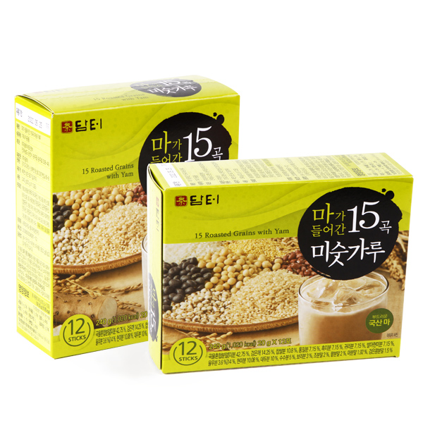 15穀物はったい粉12包