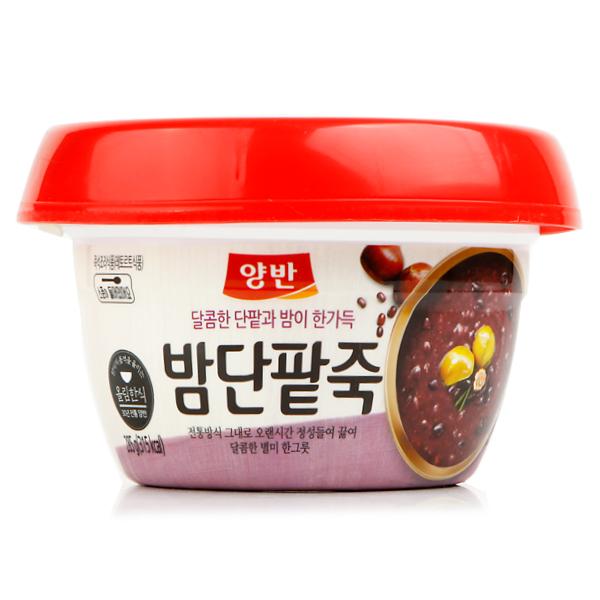 [ドンウォン] ヤンバン栗あずき粥285g