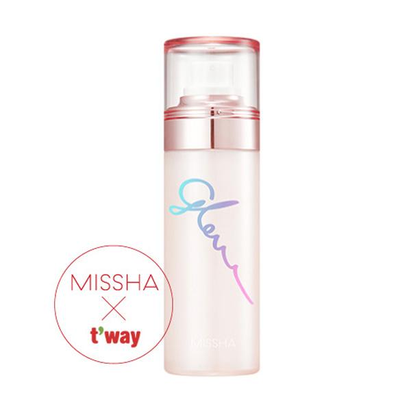 [MISSHA]ミシャ グロウ スキンバーム ミスト/80ml ツヤツヤたまご肌