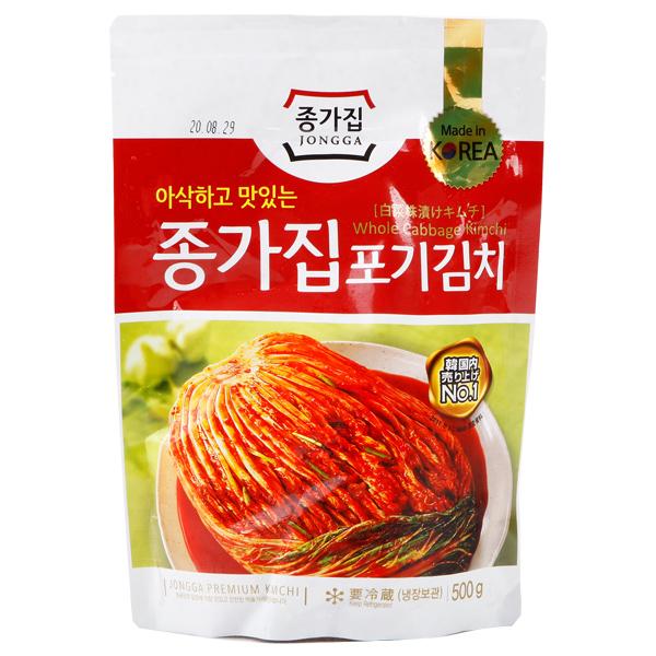 [冷]宗家白菜キムチ500g