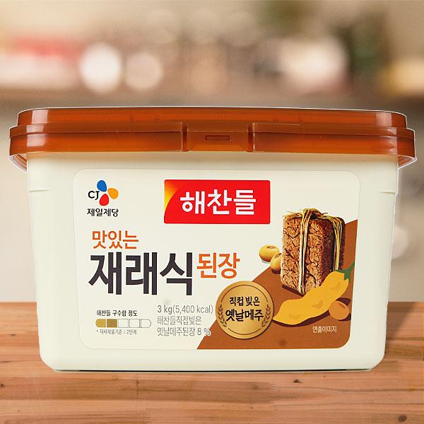 ヘチャンドル味噌3kg