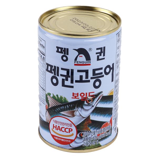 サバ缶詰400g