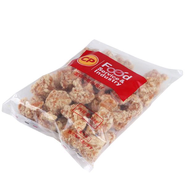 [凍]冷凍鶏竜田揚げ(1kg)凍
