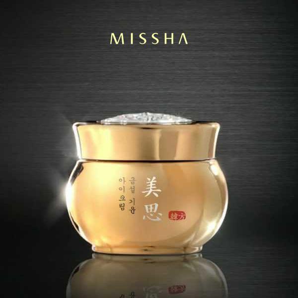 MISSHA]ミシャ 美思 クムソル起潤 アイクリーム/30ml