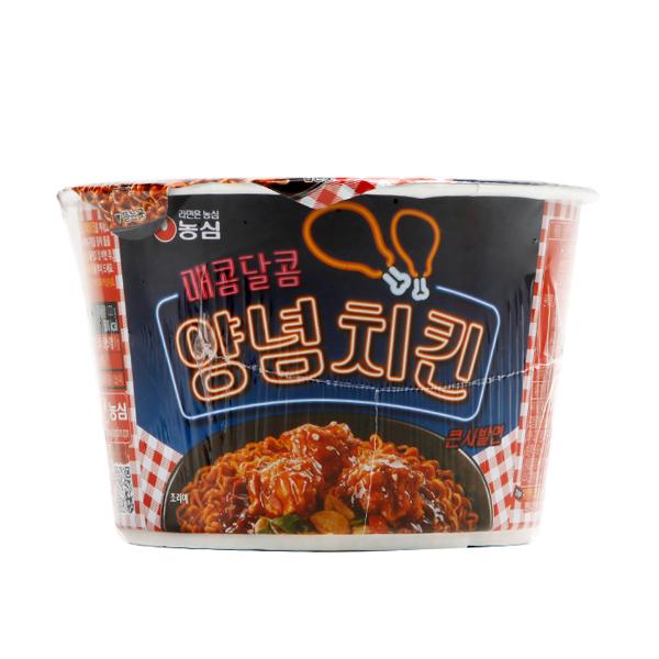 ヤンニョムチキンカップ麺