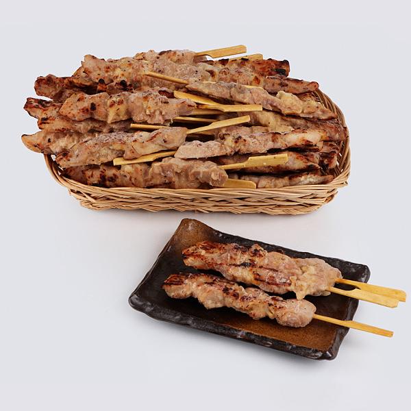 [凍]焼き鳥(もも串)40本