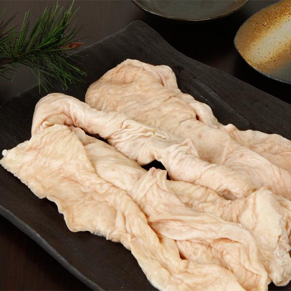 [凍]豚直腸約1kg-アメリカ産