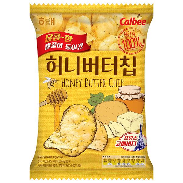 ハニーバターチップ