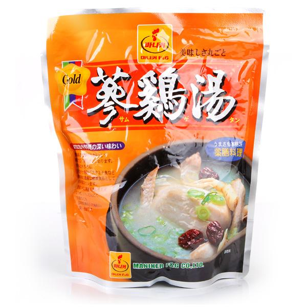 マニカ参鶏湯800g