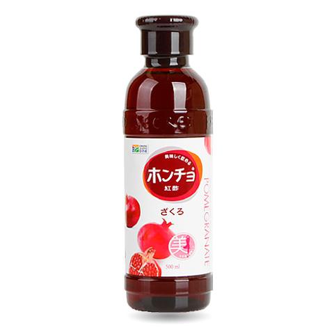 飲む紅酢(ザクロ)500ml