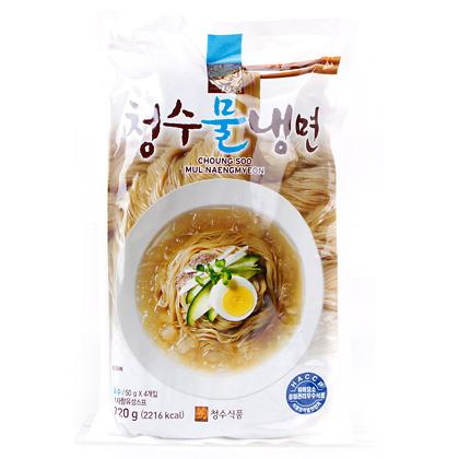チョンス冷麺(4人前)