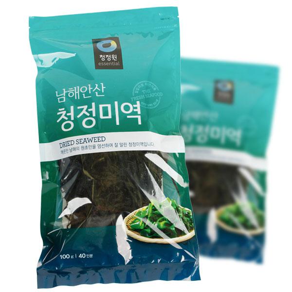 乾燥わかめ100g-韓国産