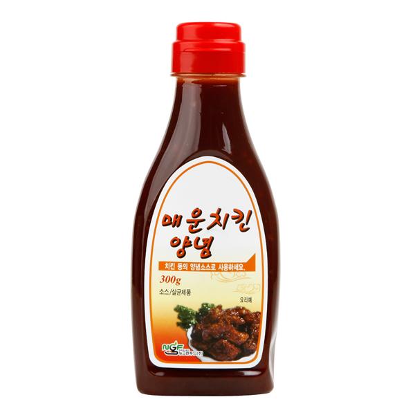 ヤンニョムチキンソース(激辛)300g