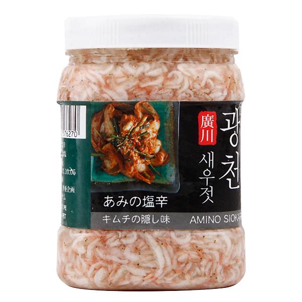 [凍]アミの塩辛1kg-ベトナム産
