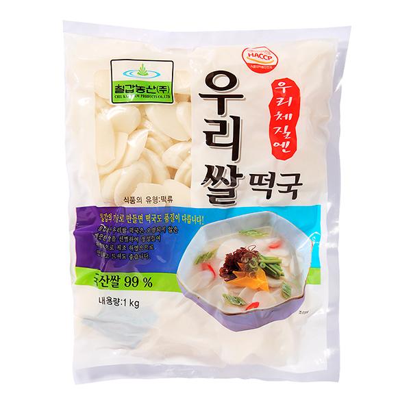 [冷]ウリ米トック1kg-韓国産