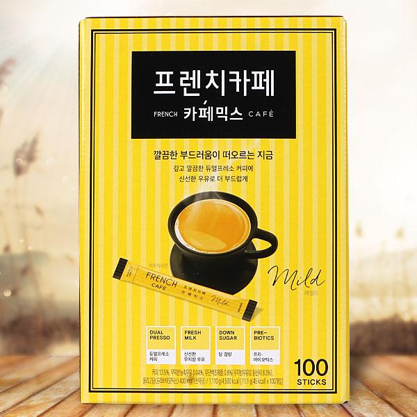 フレンチカフェコーヒーミックス(100本)