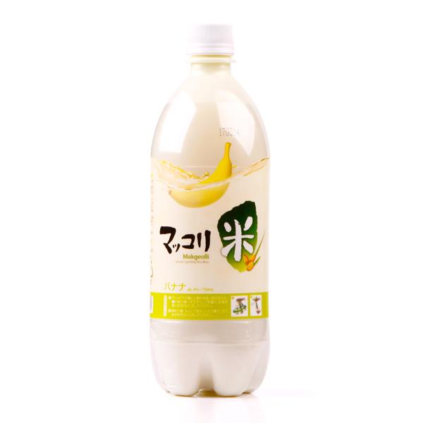 バナナ米マッコリ Alc.4%