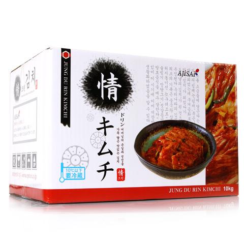 [冷]中国産業務用キムチ5kg※新しいキムチのご希望の場合はかならず備考欄に書いてください