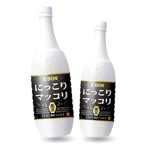 【SALE】二東(イードン)黒豆マッコリ1L