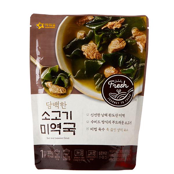 牛肉わかめスープ300g
