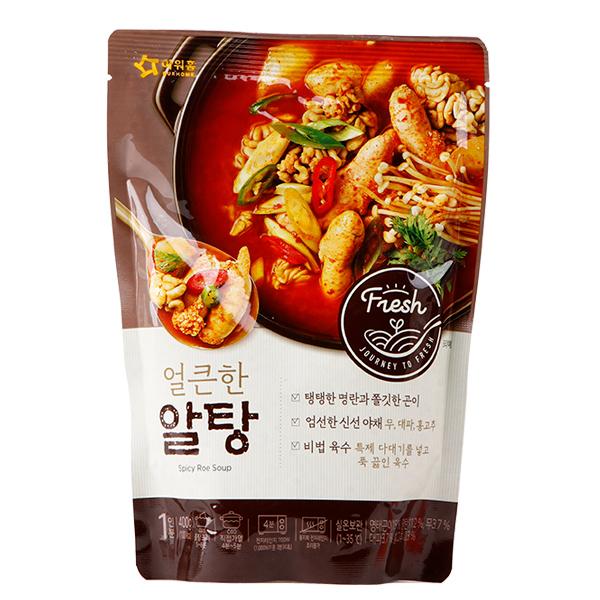 たらこスープ400g