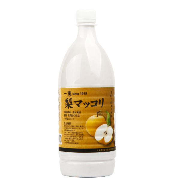 梨マッコリ1L
