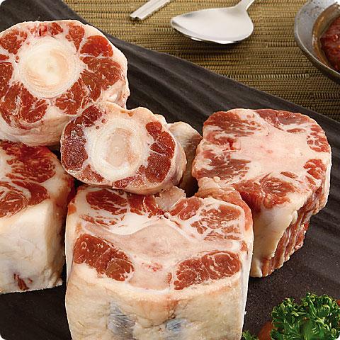 [凍]牛テール1kg-日本産