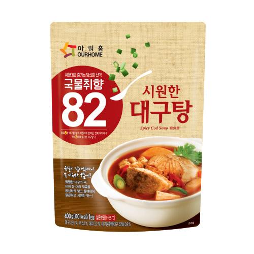 タラのスープ400g