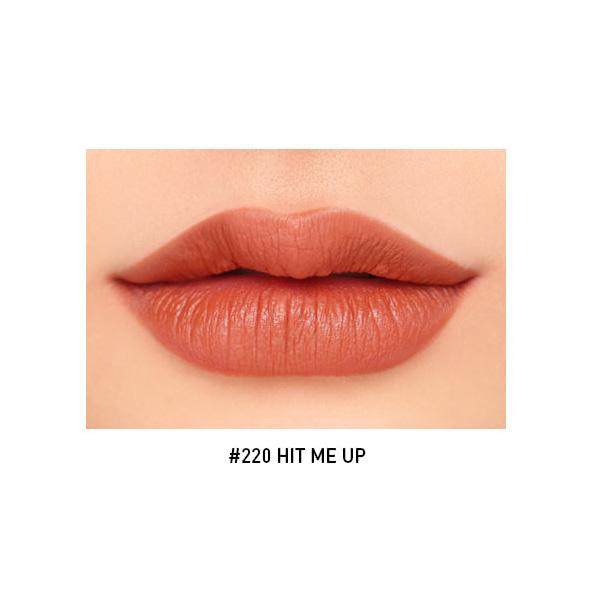 [3CE]ムードレシピマットリップカラー #220 HIT ME UP