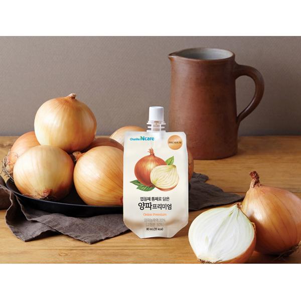 「チョンホ健康食品」玉ねぎプレミアム(80ml×30個入)・糖尿病に効くサプリマント