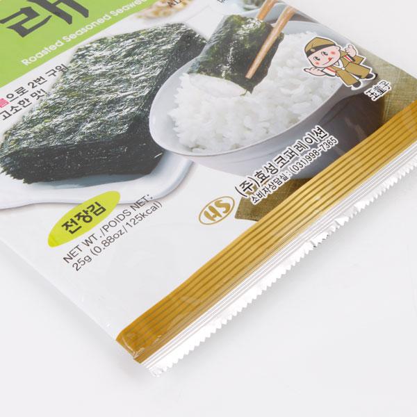 玉童子全型青海苔(5枚入)