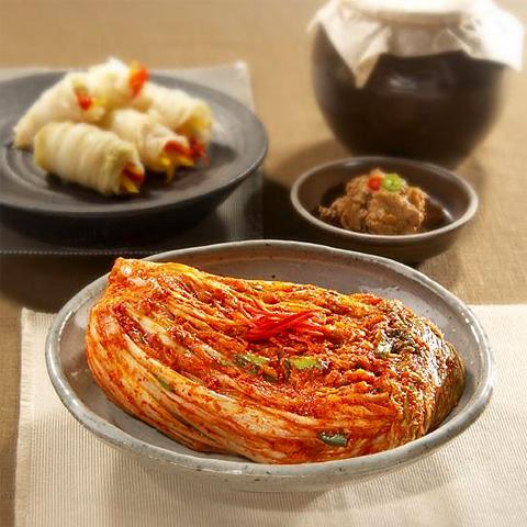 [冷]宗家白菜キムチ5kg