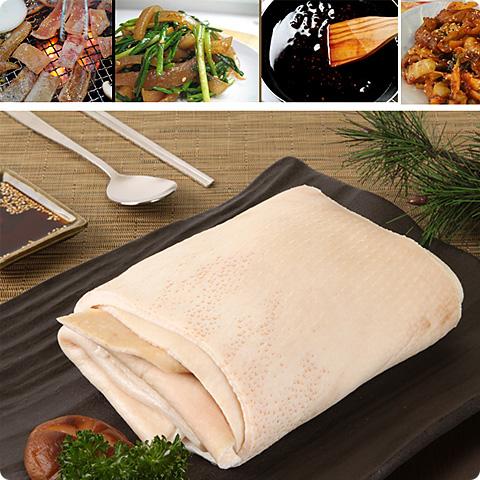 [凍]生豚皮約1kg-日本産