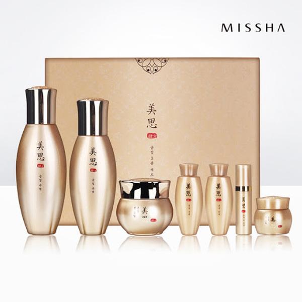 [MISSHA]ミシャ 美思 クムソル 3種特別企画 セット(化粧水 + 乳液 + クリーム)