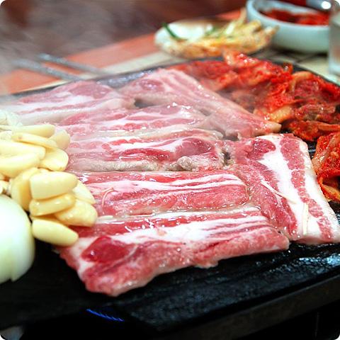 [凍]豚バラ肉スライス9mm約1kg-イタリア産