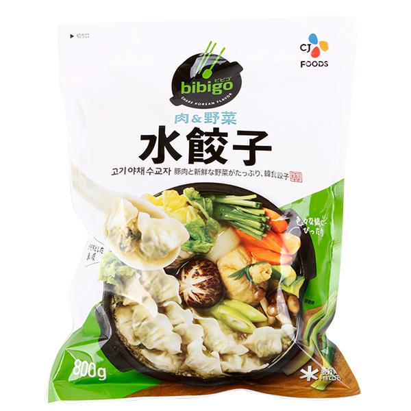 [凍]bibigo水餃子800g※商品詳細必ず確認※
