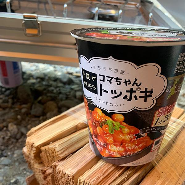 [珍味堂] コマちゃんトッポキ 150g