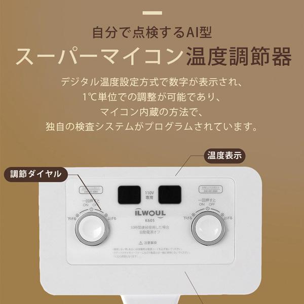 「日月」デジタル温度調節器(ダブル)