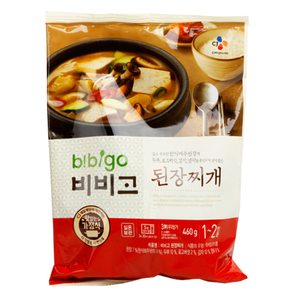 bibigo味噌チゲ460g:入荷未定