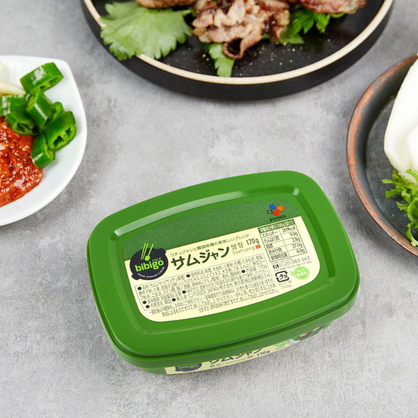 [bibigo]ビビゴ サムジャン(焼肉用味付け味噌)170g