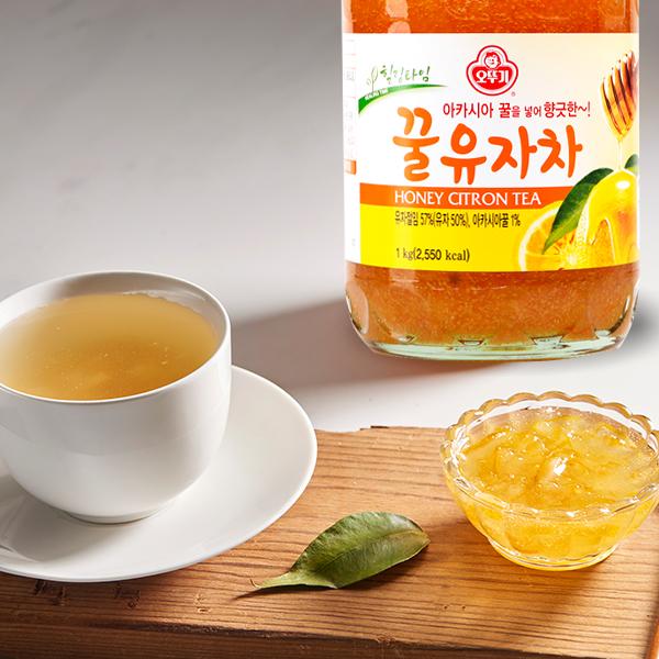 [値上げ]オットゥギゆず茶1kg