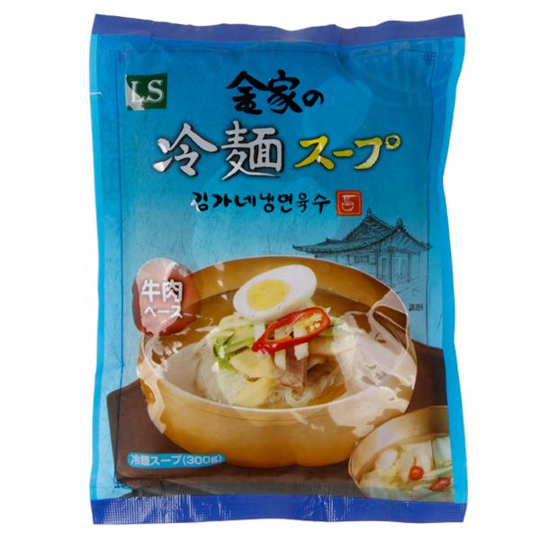 金家の冷麺スープ300g